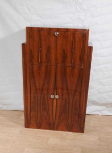 Art Deco Cocktail Drinks Cabinet 1920s Vintage Furniture