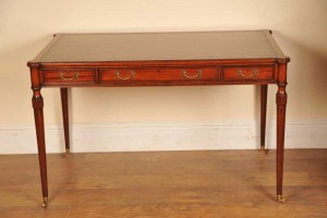 Regency Desk Writing Table Mahogany Gillows
