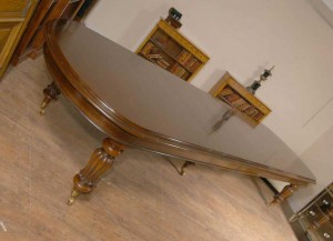 XL 14 Seat English Victorian Dining Table Tables