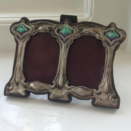 Canonbury antiques blog for Miroir art nouveau