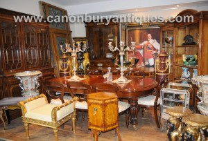 canonbury antiques hertfordshire showroom