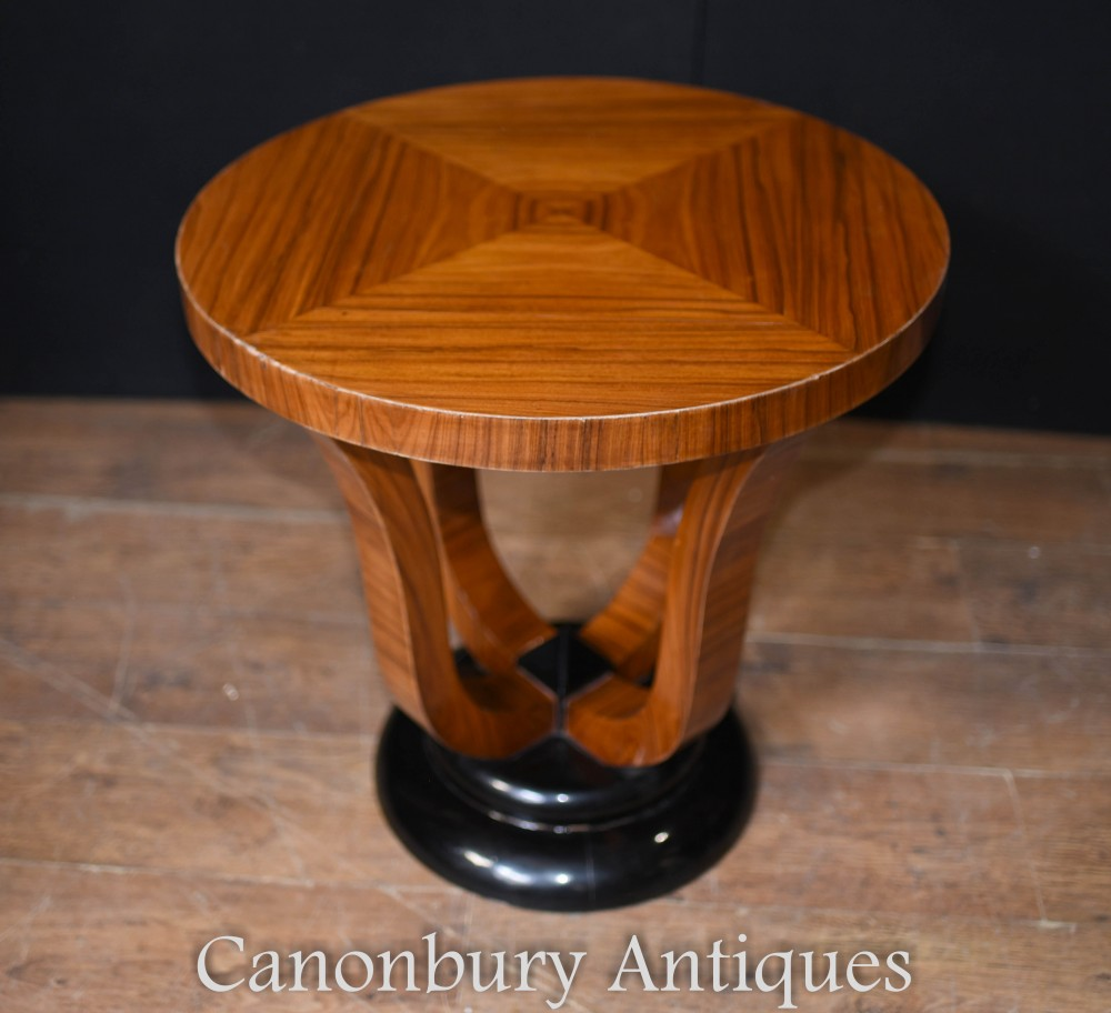 Art Deco Furniture - Single Side Table